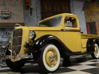 1936 Ford, Model 67 Top Zustand