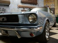 1966 Ford, Mustang 2D Hardtop Coupe