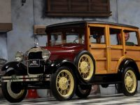 1928 Ford, Model A Woody Wagon
