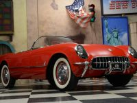 1955 Chevrolet, Corvette C1 Top Zustand