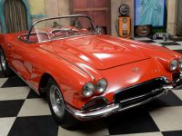 1962 Chevrolet, Corvette C1 Convertible