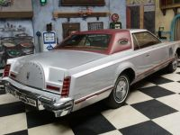 1977 Lincoln, Continental Mark V 2D Coupe