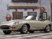 1970 Jaguar, E-Type Series 2 Frame Off Restoration