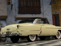 1953 Oldsmobile, 98 Holiday Coupe, 303 CID Rocket V8 Engine