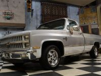1982 Chevrolet, Silverado C10 Pickup Truck Inkl. Deutsche Brief