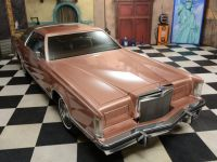 1978 Lincoln, Continental Mark V 2D Hardtop Coupe