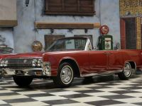 1963 Lincoln, Continental Convertible