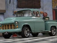 1955 Chevrolet, 3100 Pick up Truck Frame Off Restoration