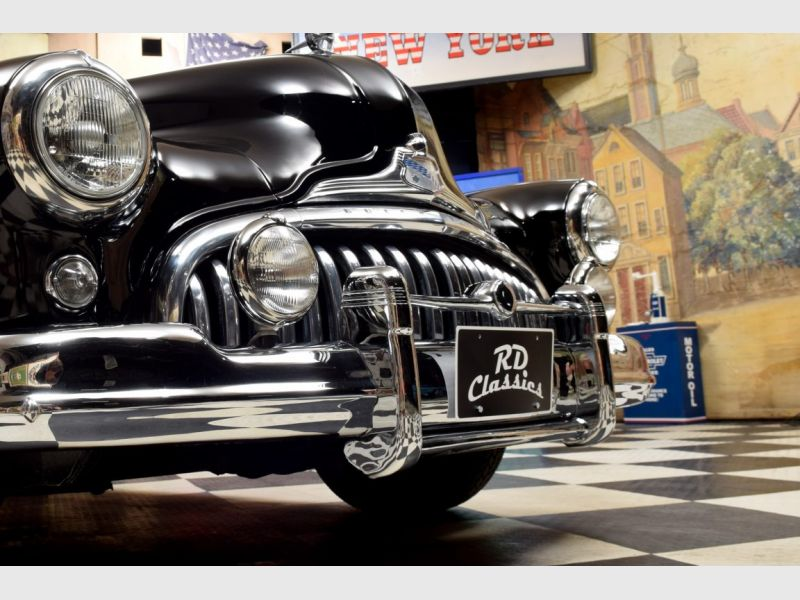 1948 Buick Roadmaster Sedan for sale - Classic car ad from ...