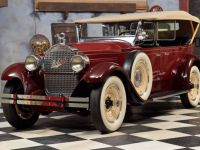 1928 Packard, Model 526 Pheaton Top Zustand