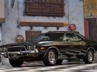 1972 Dodge, Challenger 2D Coupe