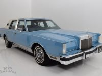 1982 Lincoln, Continental Town Car Sun Roof