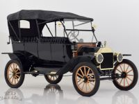1913 Ford, Model T Touring / Brass Era