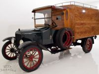 1920 Ford, Model T Panel Wagon Truck