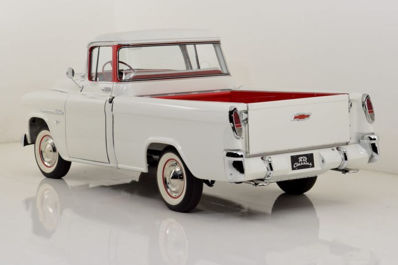 1955 Chevrolet, Cameo Frame Off! - V8 Automatic