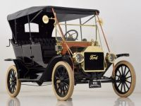 1912 Ford, Model T Touring - Brass Era