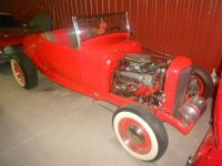 1929 Ford, Roadster