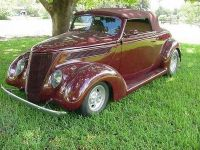1937 Ford, Cabriolet