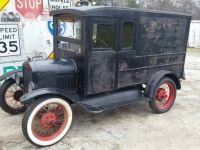 1924 Ford, Model T