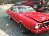 1978 Ford, Mustang