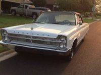1965 Plymouth, Sport Fury