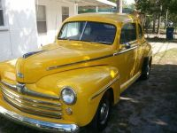 1948 Ford, Super Deluxe