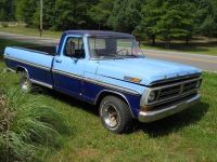 1970 Ford, F-100