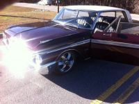 1962 Ford, Galaxie