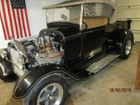 1929 Ford, Pickup