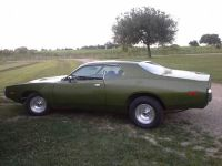 1973 Dodge, Charger