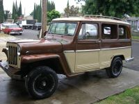 1961 Willys, Overland