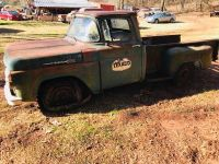 1959 Ford, Pickup