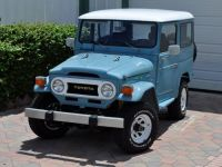 1975 Toyota, Land Cruiser