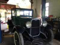 1928 Chevrolet, Coupe