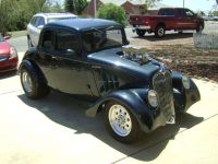 1933 Willys, coupe