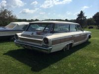 1963 Ford, Country Squire