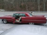 1964 Cadillac, Coupe deVille
