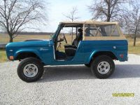1968 Ford, Bronco