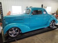 1937 Chevrolet, Coupe
