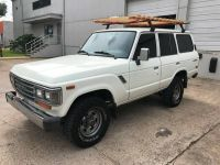 1988 Toyota, Land Cruiser