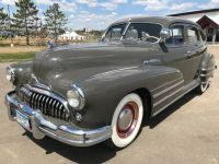 1940 Buick, Special
