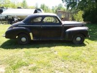 1941 Chevrolet, Coupe
