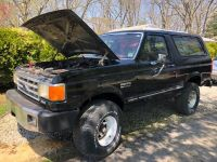 1987 Ford, Bronco