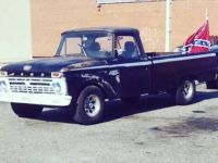 1966 Ford, F-100