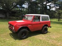 1972 Ford, Bronco