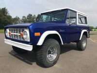 1970 Ford, Bronco