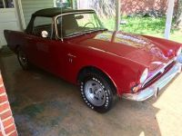 1967 Sunbeam, Alpine