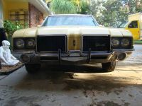 1972 Oldsmobile, Cutlass