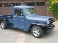1952 Willys, Pickup