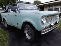 1961 International, Scout